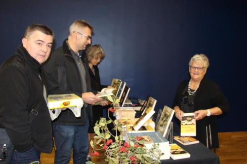 Lise Bésème-Pia et ses nombreux ouvrages dédiés à la cuisine ardennaise